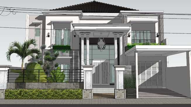 Rumah - 3D Warehouse