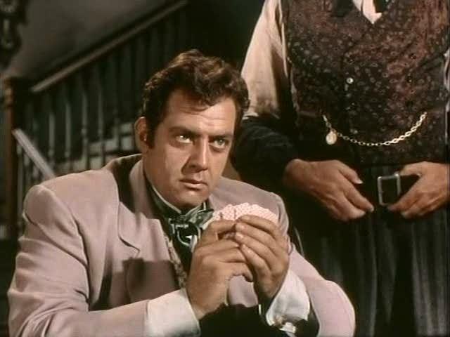 Raymond Burr (L'or et l'amour)
