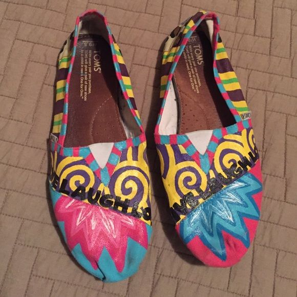 Painting Canvas Shoes
