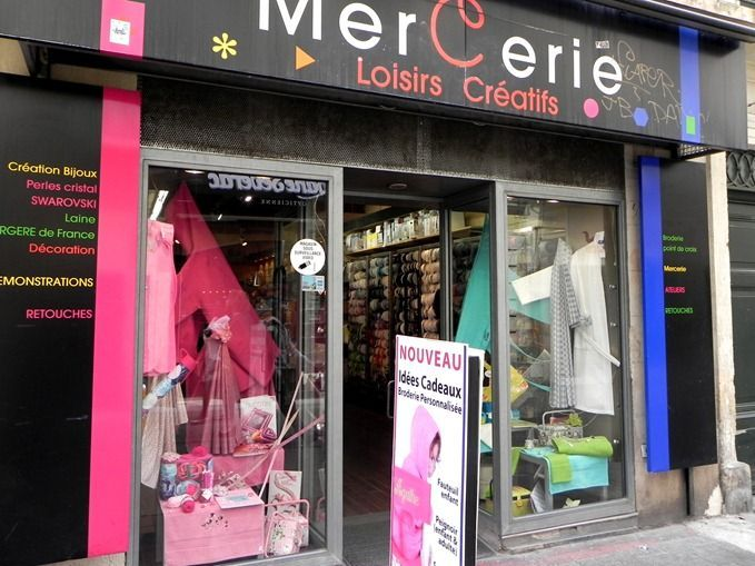 La Mercerie. Montpellier.