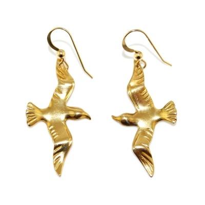 Viva! Flight Earrings - TOODLEBUNNY