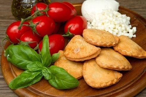 итальянская кухня: панцеротти