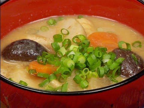 Natto Soup