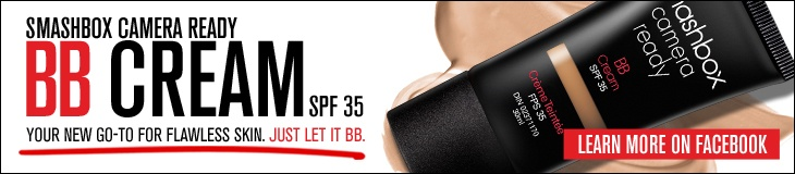 Smashbox BB Cream -- waiting for a SOLID BB Cream to hit US shelves FOREVER. This one does NOT disappoint.