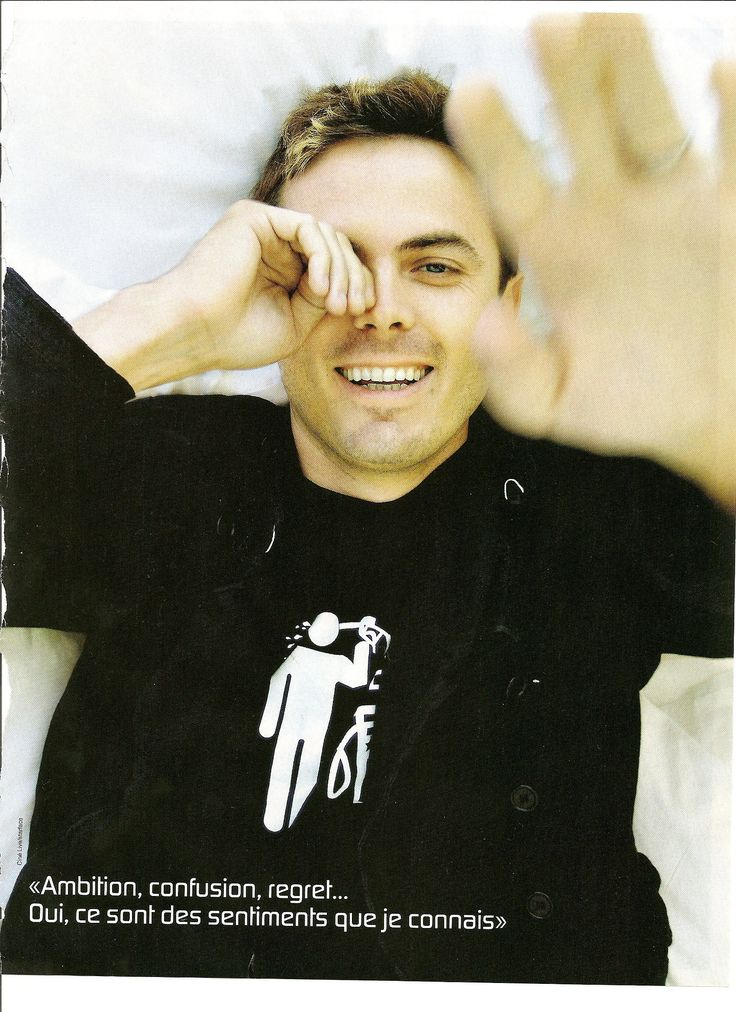 Casey Affleck. I don't care, he's adorable.