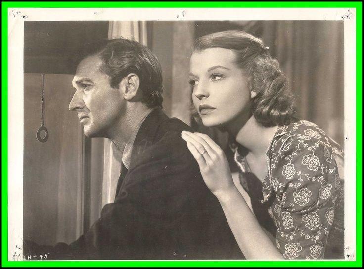 "BETTY FIELD & ZACHARY SCOTT in ""The Southerner"" Original Vintage Photo 1945 | Entertainment Memorabilia, Movie Memorabilia, Photographs | eBay!"