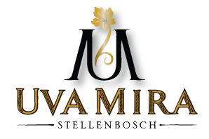 UVA MIRA - Boutique estate.  The farm is the highest of those on the Helderberg, outside Stellenbosch.  Boasting 360-degree views which include False Bay, Table Bay, Cape Point, Table Mountain,  and Robben Island. Established +/- 1998. Specialising in Chardonnay