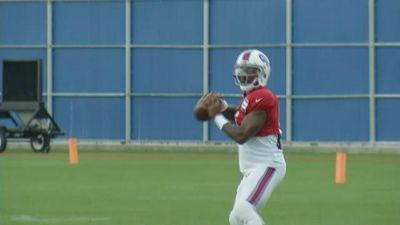 Tyrod Taylor: Of course I have to prove myself