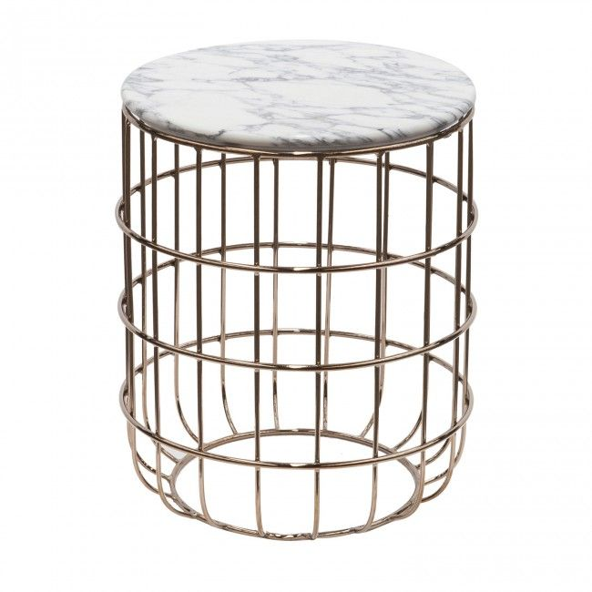 Rodeo Side Table Clickon Furniture rose gold - Google Search