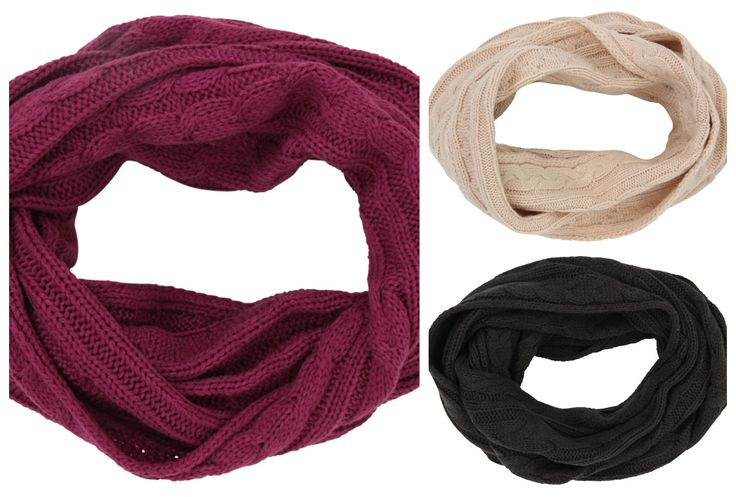 The perfect accessory to keep you warm this Winter.  100% acrylic.  Available in Orchid, Almond & Tarmac.