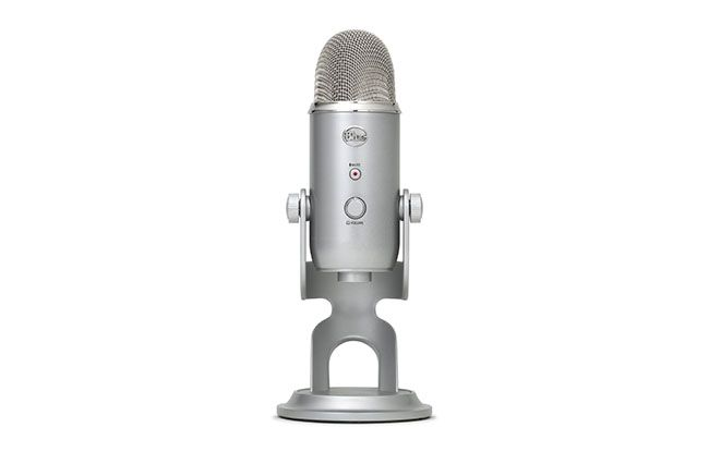 """The Best USB Microphone"" according to thewirecutter.com."
