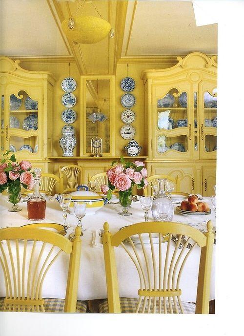 Monet Dining Room