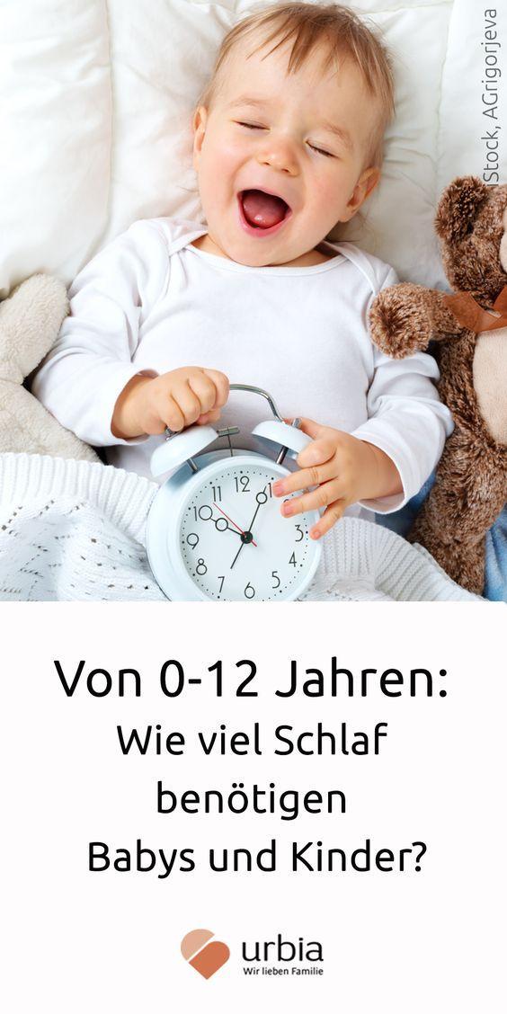 Wie viel Schlaf braucht ein Kind? | Kinder schlafen