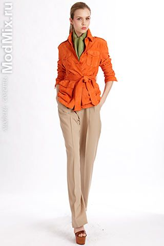 Оранжевая куртка, с чем носить | Мода 2015, фото, модные советы стилиста, форум