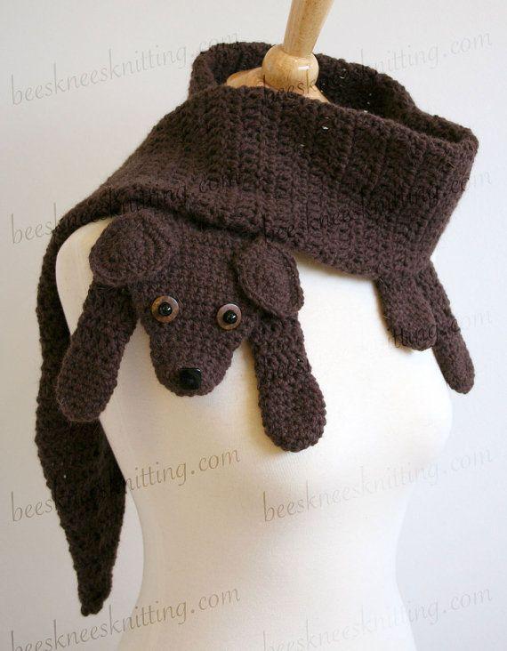 Digital PDF Crochet Pattern for Puppy Love by BeesKneesKnitting