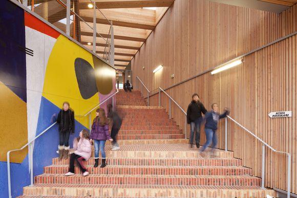 Groupe Scolaire Pasteur, France | R2K Architectes