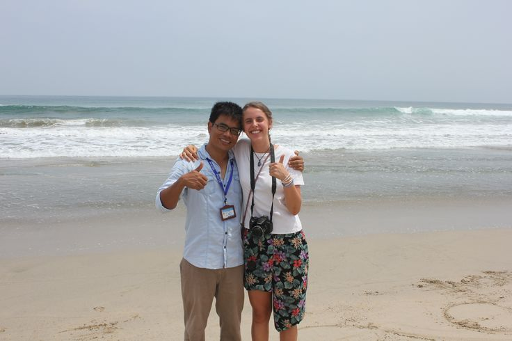 There are two main beaches in #HoiAn - Cua Dai and An Bang. #VietnamSchoolTours #Beach