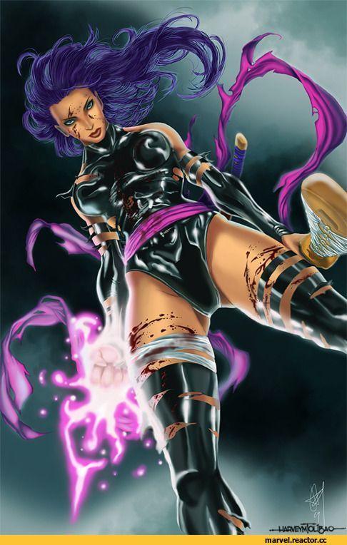 арт барышня,арт девушка, art барышня, art девушка,,красивые картинки,Psylocke,Псайлок, Элизабет Брэддок,X-Men,Люди-Икс,Marvel,Вселенная Марвел,фэндомы