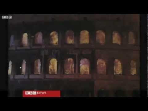 Hilden Diaz - Coliseum on Fire