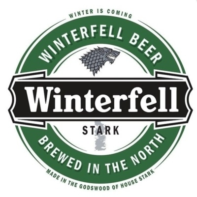 Winter is ComingWinter Is Coming, Games Of Thrones, Art, Beer Labels, Blog, House Stark, Winter Is Come, Drinks, Game Of Thrones