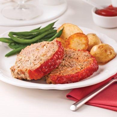 Pain de viande classique recettes cuisine et nutrition for Cuisine quebecoise