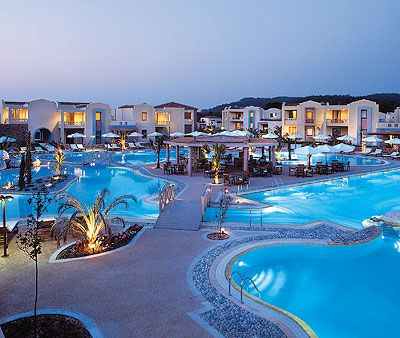 Halkidiki, Sani resort,great place for the family.