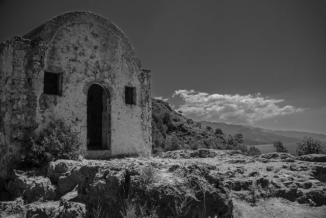 Chapel of Levissi | Flickr