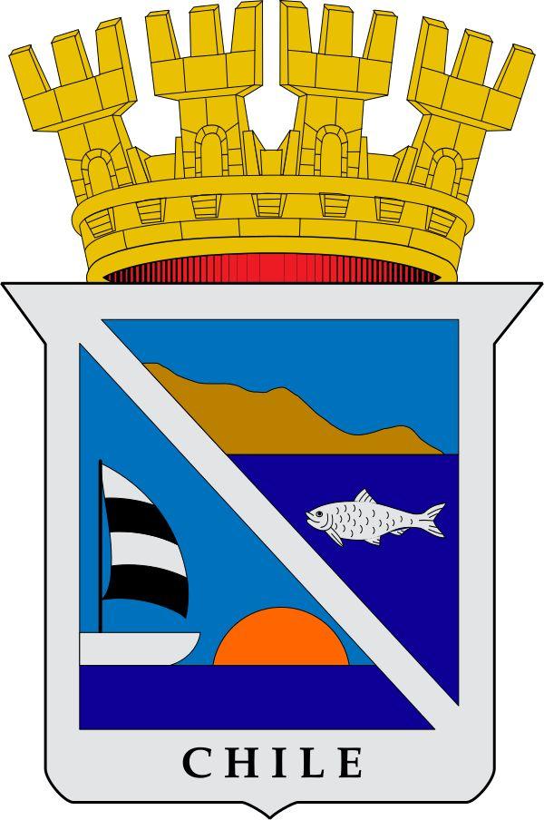 Escudo de Armas Ciudad de Algarrobo