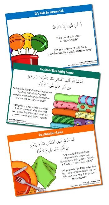 Mini Mu'min Publications-FREE Downloads!