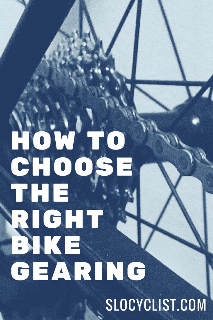 How to choose the right gearing and climb hills faster, better, easier! | Road Bike Gears | Cycling | Cassette Chainring Combos Pick the Right Bike Gears