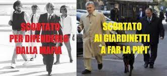La montatura di Salvini e la smentita della polizia