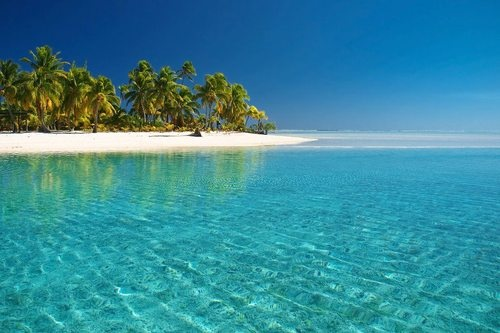 The Island Of Aitutaki, Cook Islands