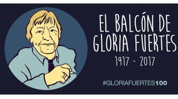 El Balcón de Gloria Fuertes. Sección monográfica en Revista MoonMagazine