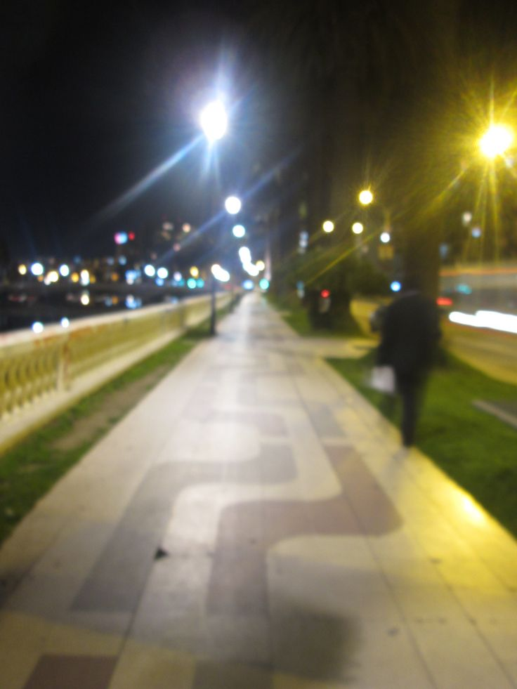 Calle marina