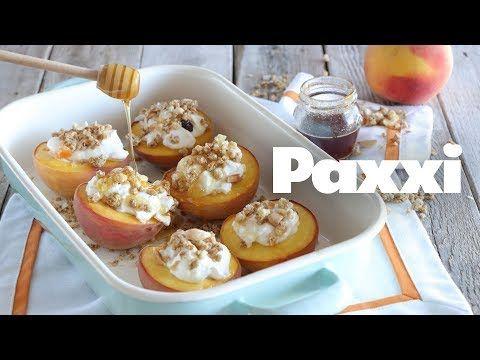 Ψητά ροδάκινα — Paxxi