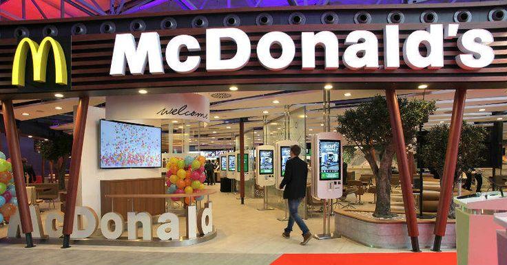 La crisis de McDonalds, ¿una enseñanza para su vida laboral?   -- Getty Images - Hannelore Foerster