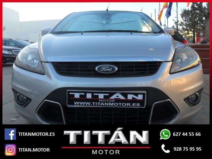 En Titán Motor tenemos para tí el FORD Focus 1.6TDCI Ambiente . 📆Año: 2008 🛣️Kilometraje: 178.000 Km 🔸Color: Plateado ⛽Combustible: Diesel 🚘Carrocería: Berlina 🔸Cambio: Manual 🔸Potencia: 90 CV 💶Precio: 4.500 EUR  Contáctanos 📱627 44 55 66 📞928 75 95 95