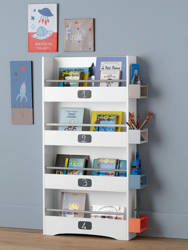 Etag re biblioth que chambre enfants collection for Chambre garcon vertbaudet