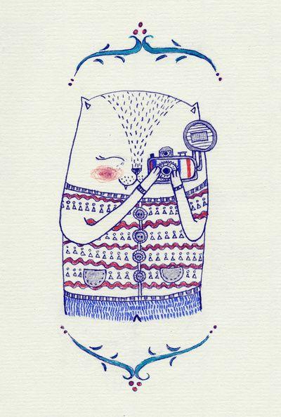 °° la sardina °° Art Print