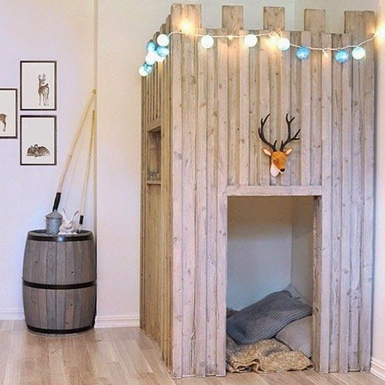 TREEHOUSE BEDS