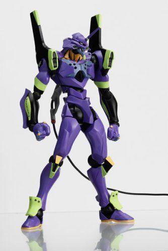 Amazon.com: Revoltech: Neon Genesis Evangelion Unit 01 Action Figure: Toys & Games