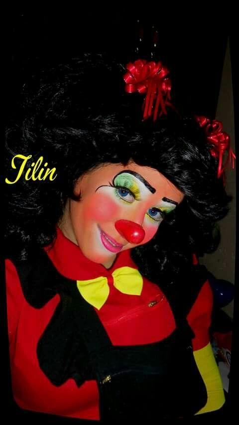 best 25+ girl clown makeup ideas on pinterest | halloween clown