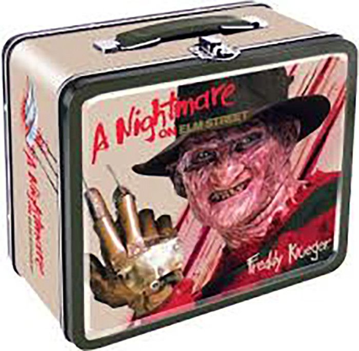 A Nightmare on Elm Street: Freddy Krueger! Lunch box