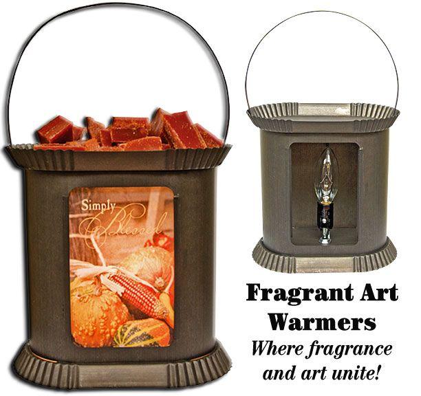 Kettle Black Fragrant Art Warmer - A fusion of art, light and fragrance!: Kettle Black, Fragrant Art, Light, Black Fragrant, Art Warmer