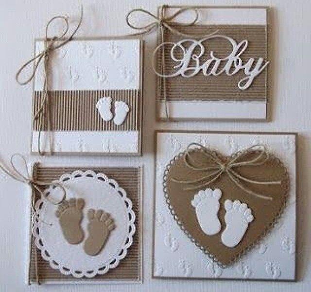 Carte naturel baby