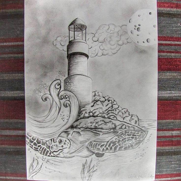 Turtle Island - grafite, graff