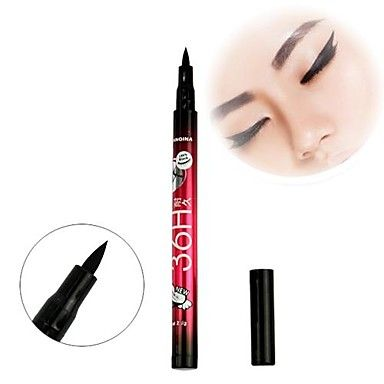 [CyberWeekSale]New Black Waterproof Maquiagem líquido Eyeliner Pen Black Eye Liner Pencil Cosméticos 9799 – BRL R$ 8,73