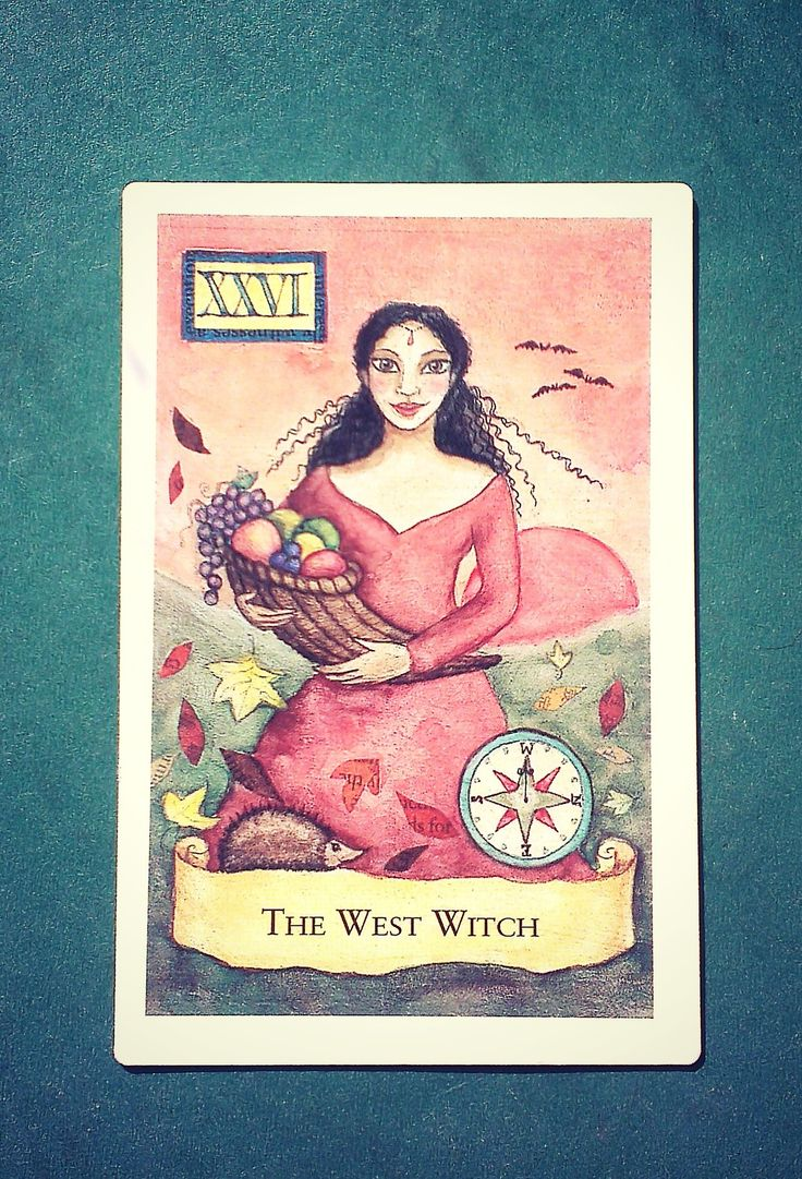 Daily Divination  West Witch From Good Witch Bad Witch By Gillian Kemp A  Bad Situation