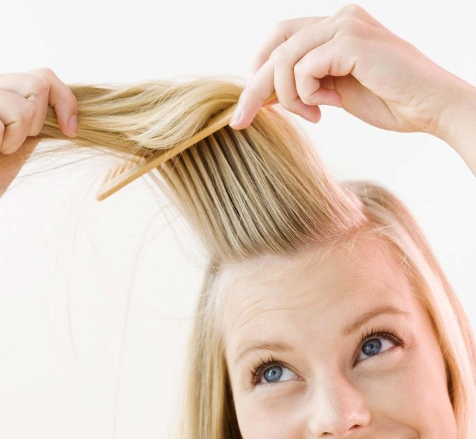 Got a Cowlick? Here Are 3 Genius Fixes