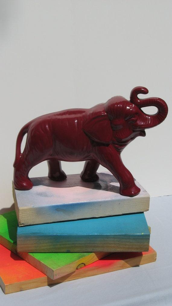 Alabama Elephant / Alabama Decor / Elephant / By NotTheJoneses, $19.00